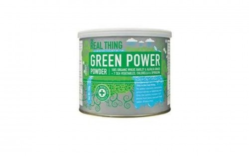The Real Thing Green Power Powder -150g