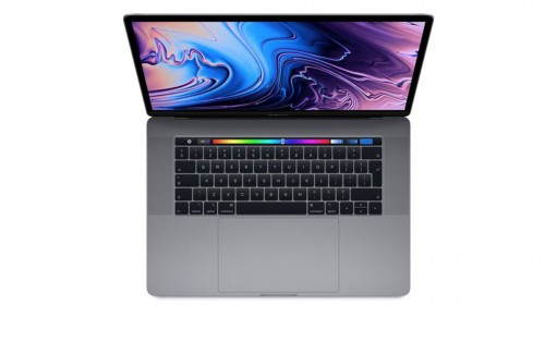 "Apple MacBook Pro 15"" with Touch Bar Core i7 512GB - Space Grey"