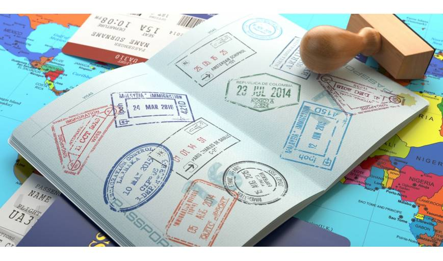 Best place for visit South Africa on tourist visa